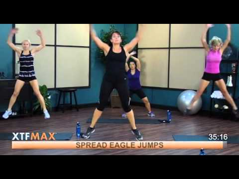 XTFMAX: 90 Day DVD Workout Program