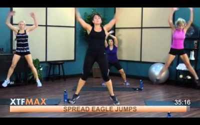 XTFMAX: 90 Day DVD Workout Program