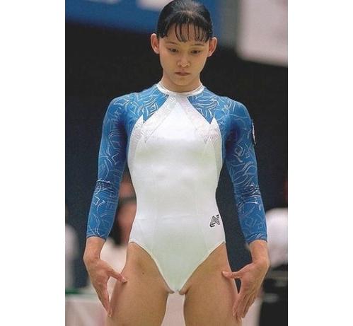 gymnastcameltoe
