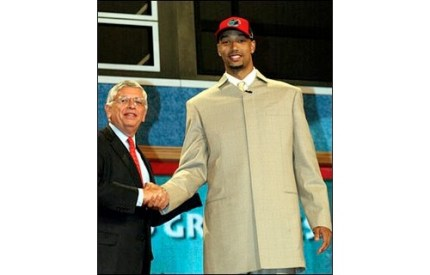Image result for joakim noah draft suit