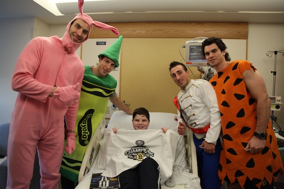 Image result for zdeno chara bunny suit