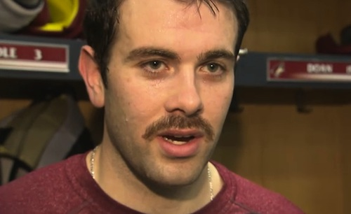 Keith Yandle, Arizona Coyotes