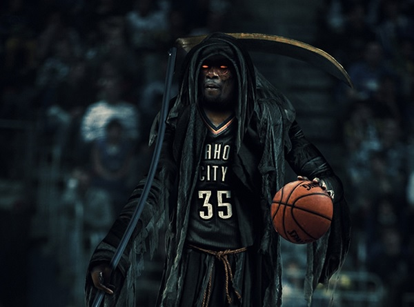 Kd Wallpaper Hd Kevin Durant Is Not A Fan Of The Quot Slim Reaper Quot Nickname
