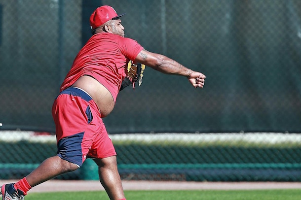Image result for pablo sandoval overweight