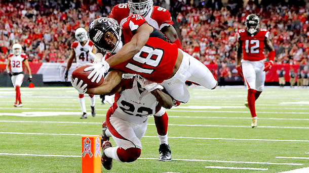 Image result for Taylor Gabriel Falcons