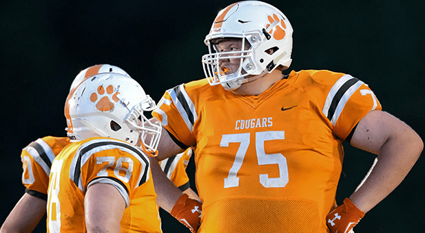 Lets Meet The 6 Foot 8 420 Pound Tennessee High School