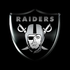 Oakland Raiders Chair Modern Aluminum Donate 50 000 To Las Vegas Shooting