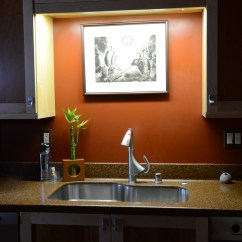 Over The Kitchen Sink Lighting Blue Valance Total Recessed Blog Come See Difference In