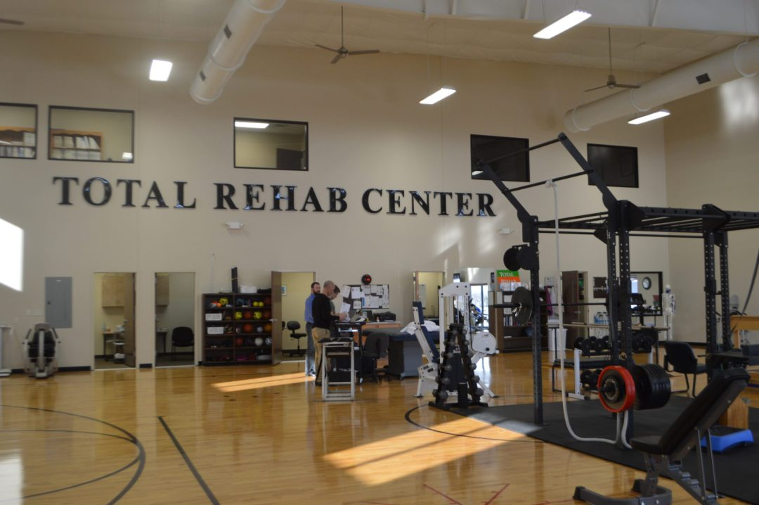 Total Rehab Center Gym