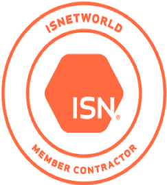 ISNetworld Member Contractor Badge - Total Restoration Services