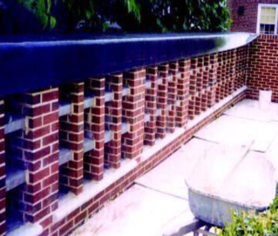 Towson United Methodist Church Columbarium - Total Restoration Services