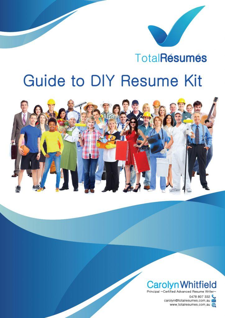 Do It Yourself Résumé Kit (Step by Step Guide + 2 Templates)