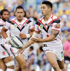 New Zealand's Shaun Johnson could be on the verge of greatness