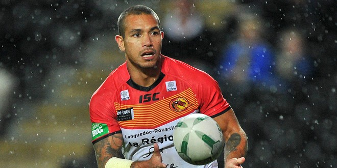 Brent Webb Rugby League