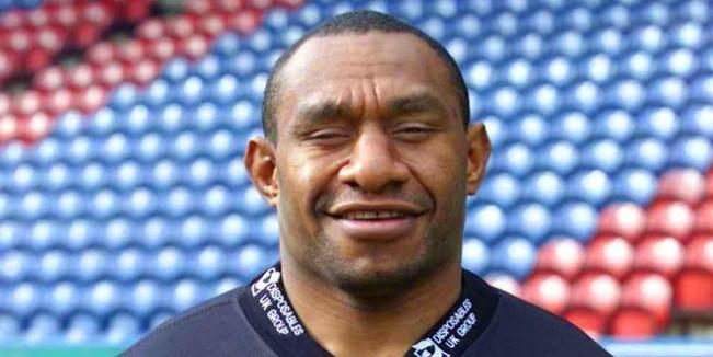 Gateshead coach Stanley Gene. ©RLPhotos