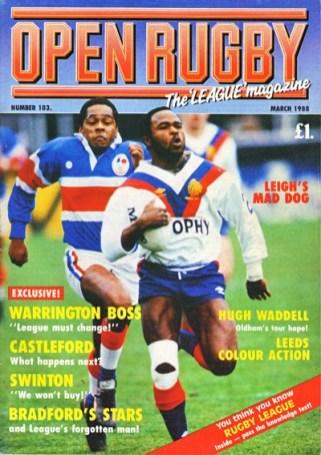 #103 Mar 1988