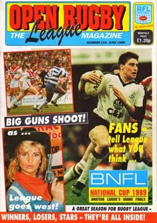#116 Jun 1989