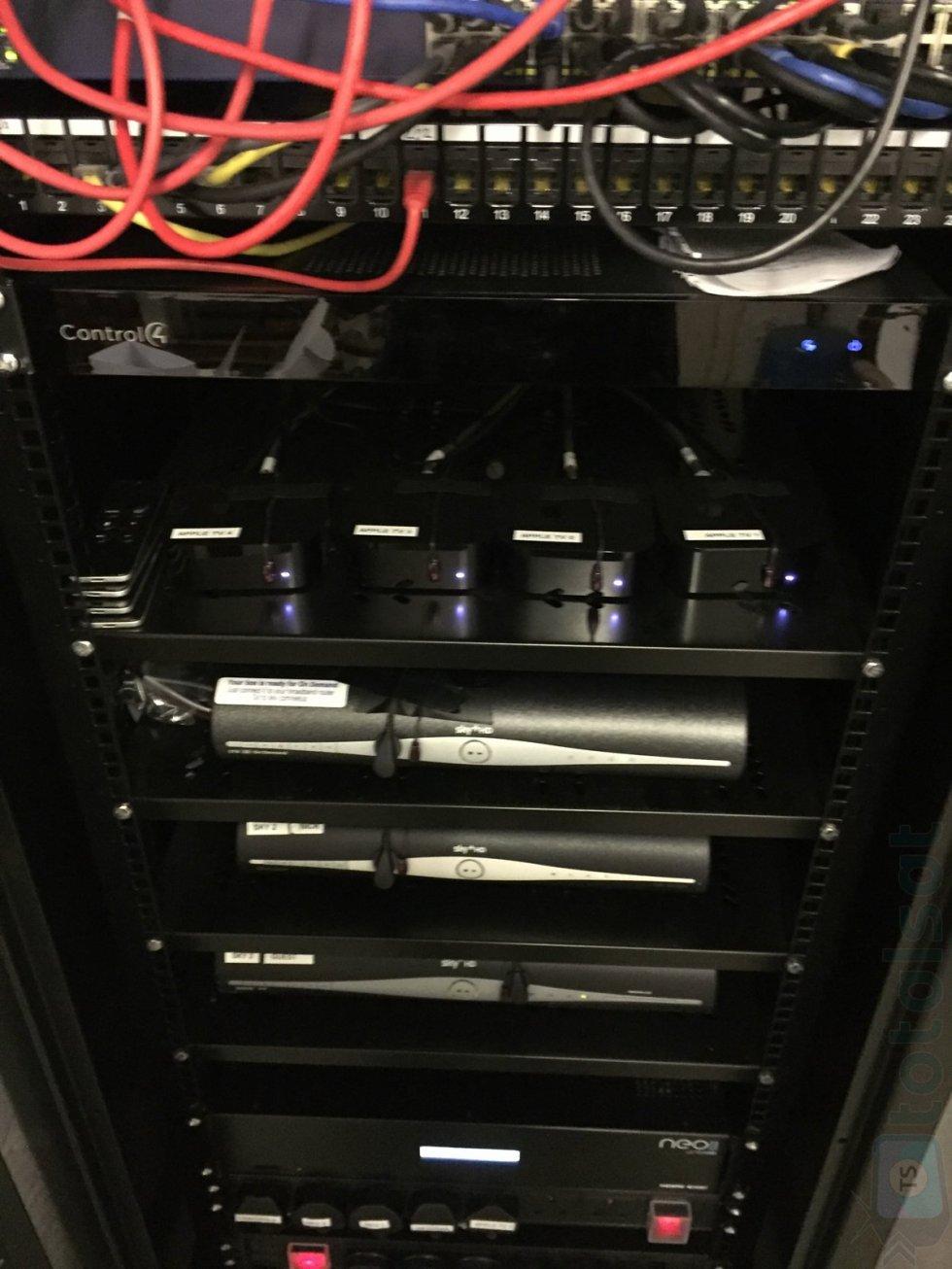 multiroom tv install