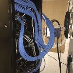 av rack wiring