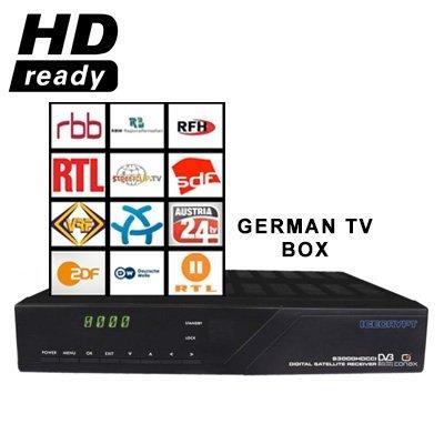 GERMAN TV PACK
