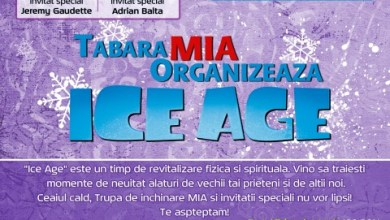 "Photo of Tabara ""Ice Age"" 2011"