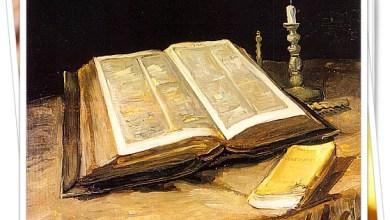 Photo of Cum tratezi Tu Biblia…???