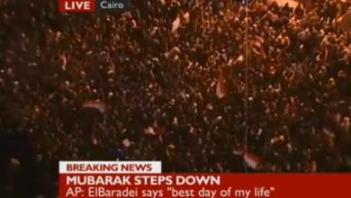 Photo of Bucuria a inundat străzile Egiptului. Mubarak a demisionat