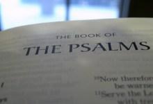 Photo of De ce să citeşti Psalmii?