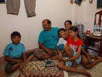 Photo of Familie persecutată care îşi găseşte odihna în trupul lui Cristos