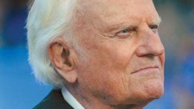 Photo of Billy Graham a fost externat din spital