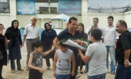 Photo of Scrisoare din partea lui Yousef Nadarkhani, în urma eliberării sale