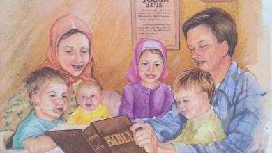 Photo of Decalogul Familiei – soţul şi soţia