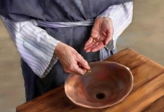 Photo of Dumnezeu umple doar vasele goale!