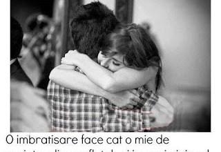 Photo of O imbratisare