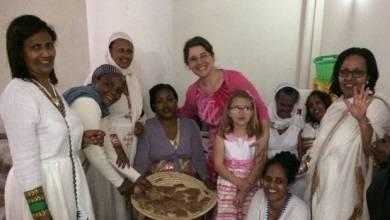 Photo of Salutări din Etiopia – familia Pașcalău