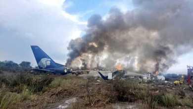 """Photo of Pasageri """"recunoscători lui Dumnezeu"""" după ce au supraviețuit TOȚI prăbușirii brutale a aeronavei Aeromexico"""