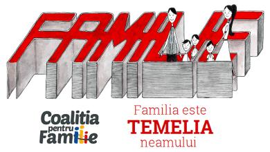 Photo of Referendum pentru redefinirea familiei tradiţionale pe 7 octombrie
