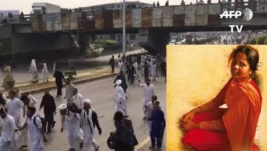 Photo of Eliberarea Asiei Bibi a fost amânată din cauza protestelor islamice masive