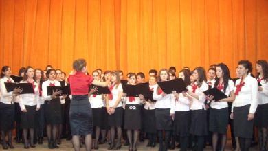 """Photo of """"Corala Gorjeană"""" – Biserica Penticostală Golgota, locul I"""