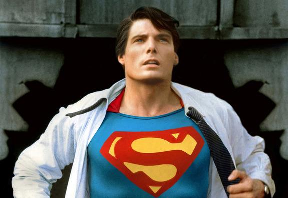 Não funciona Superman dos anos 70 aqui