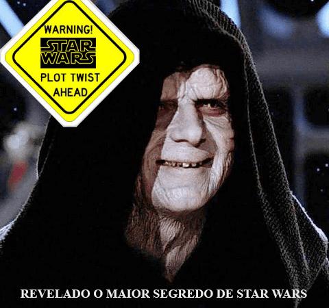 A Teoria do Suicídio: Revelado o Maior Segredo de Star Wars