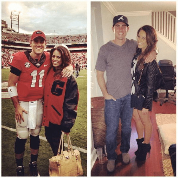 aaron-murray-girlfriend-Kacie-McDonnell