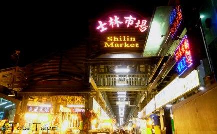Shilin Market Taipei