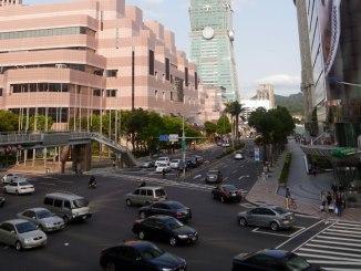 taipei traffic