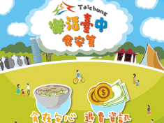 Taichung Food Safety app