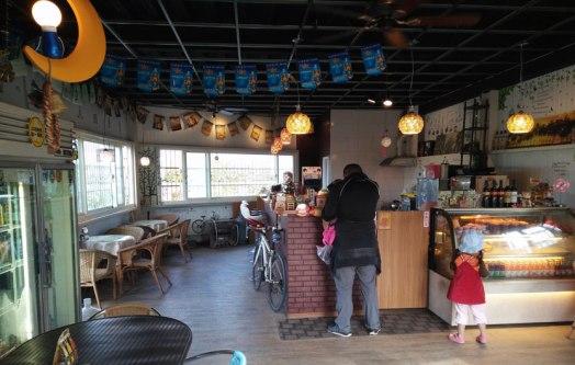 an coast cafe