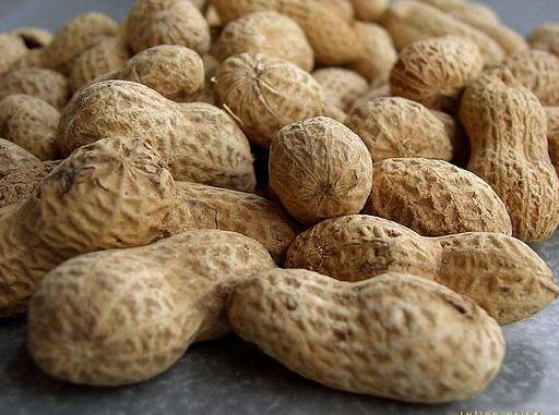 peanut prices taiwan