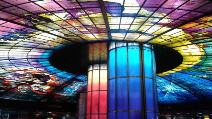 dome of light kaohsiug