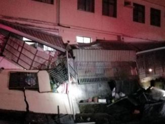 chiayi house collapse