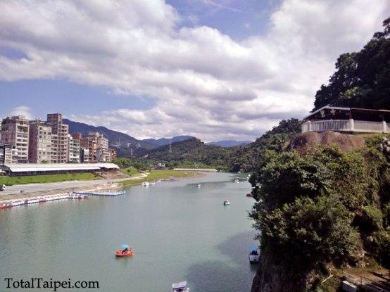 xindian river